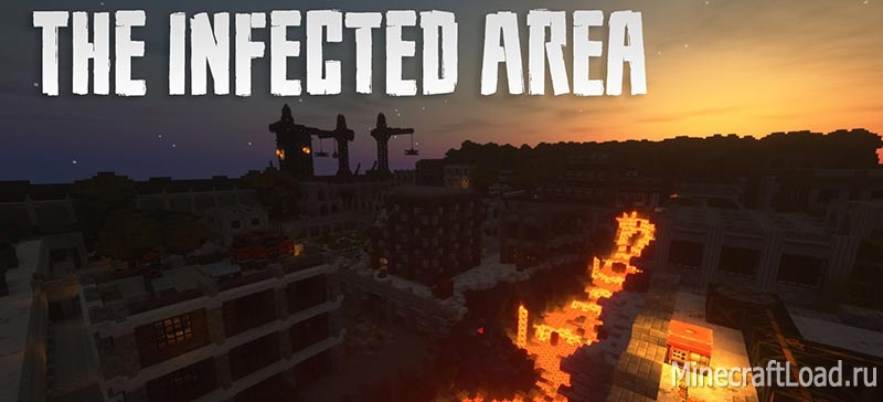 Карта The Infected Area 1.12.2