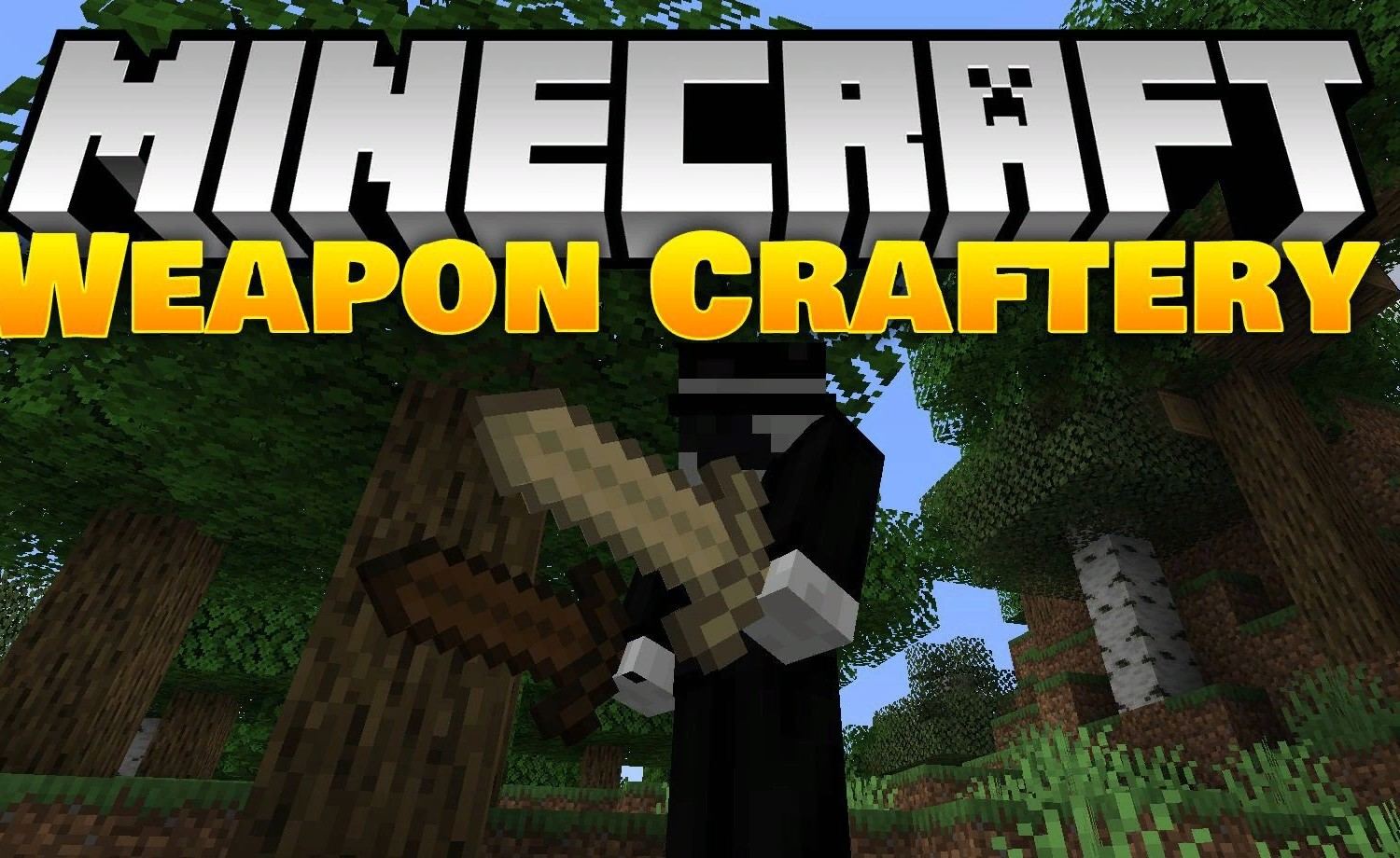 Weapon Craftery мод 1.14.4