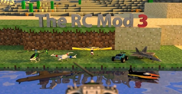 The RC Мод 1.12.2